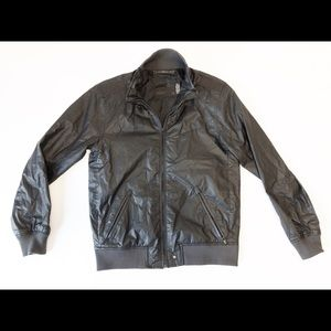 ⭐️ Men's G STAR Raw Biker Jacket Black Color SZ M